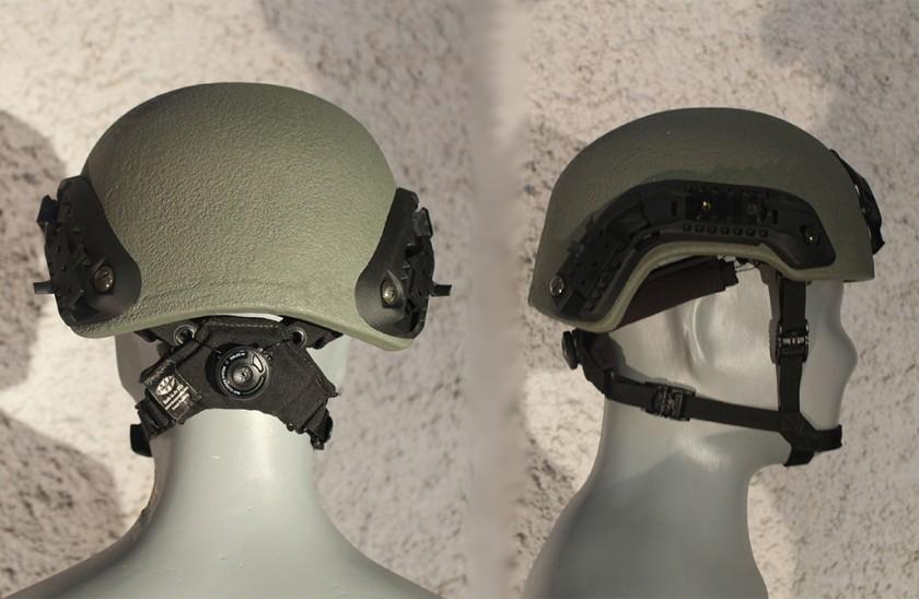 სპეციალური დანიშნულების ტაქტიკური ჩაფხუტი DH MK-III