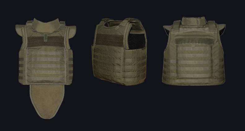 Modular tactical vest MK-I